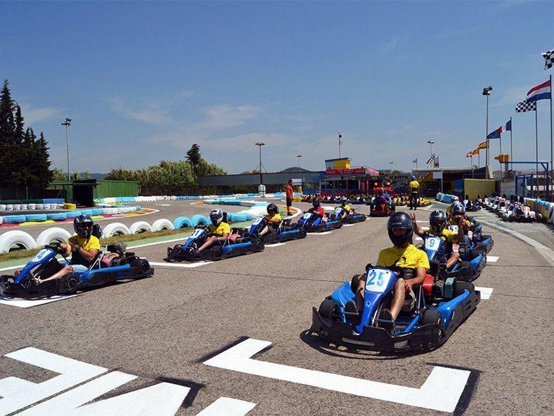 10h/11h Karts en Blanes - Posibilidad de realizar la actividad el día anterior o posterior