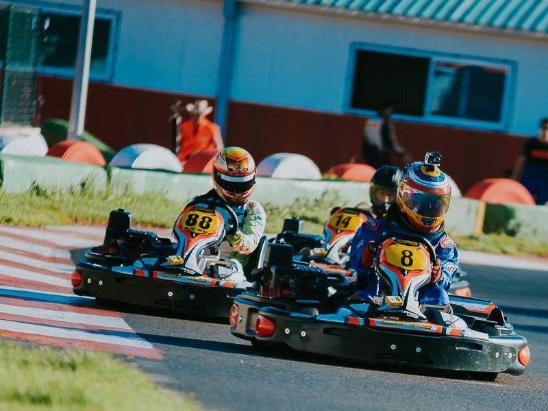 16h - Gran Campeonato de Karts - Tarajalillo (Gran Canaria)